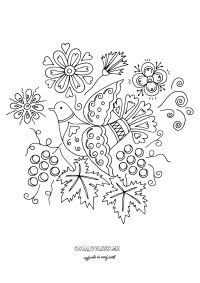 Vajnorské ornamenty Drawing S, Painting & Drawing, Hand Embroidery, Embroidery Designs, Zentangle, Pattern Design, Traditional, Bird, Tattoos