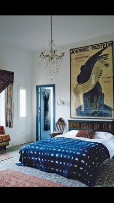 OH MY WORD. QUITE POSSIBLY THE MOST ME BEDROOM I HAVE FOUND ON PINTEREST