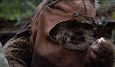 10 things you might not know about STAR WARS: Episode VI Return Of The Jedi - Warped Factor - Daily features & news from the world of geek Ewok Costume, Costumes, The Empire Strikes Back, Chill, Wax, Star Wars, Stars, Classic, Geek