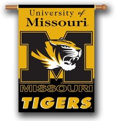 Missouri Two Sided Banner