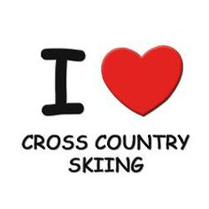 xc ski quotes | love_cross_country_skiing_greeting_cards_packa.jpg?height=250&width ...
