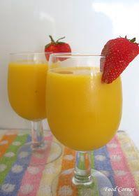 Food Corner: Mango Milkshake