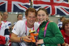 2012 London Olympic Games. - Prince Henry Updates
