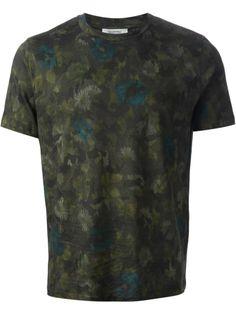 T- shirt VALENTINO  #alducadaosta #newarrivals #camo #camouflage #trend #man #apparel #style #fashion #valentino