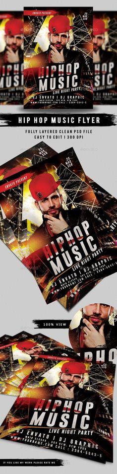 Hip Hop Event Music Flyer #GraphicDesign #FlyerTemplates #GraphicResource #flyer #PrintDesign #GraphicRiver #template #GraphicDesigner #EventFlyers #collections #set #PrintTemplates #FlyerTemplate #event #DesignSet #design #graphic #designs Techno, Graffiti, Hip Hop Party, Birthday Club, Music Flyer, Event Flyer Templates, Event Flyers, Grunge, Music Party