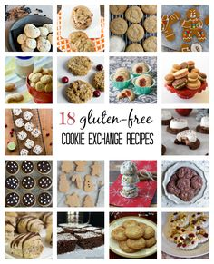 This delicious gluten free knock-off Vanilla Wafer will have you craving banana cream pie and all things 'Nilla! Hop to 17 other bloggers' best GF cookie recipes as part of our Blogger Virtual Cookie Exchange! #glutenfree #cookieswap #glutenfreecookie #nillawafer