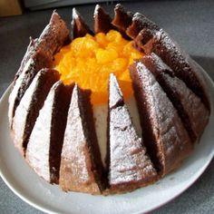 Svieža tvarohovo-mandarinková torta  fotoalbum