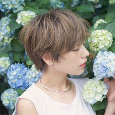 【HAIR】石川 瑠利子さんのヘアスタイルスナップ(ID:308260)