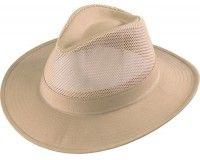 e5f3d726234 Henschel Hat - Khaki Hiker-Low Crown - Crushable Mesh Breezer