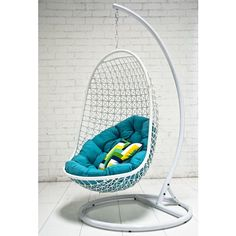 Outdoor Hanging Rattan Chair and other apparel, accessories and trends. Browse and shop 2 related looks.