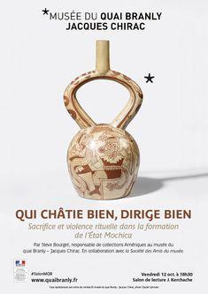 musée du quai Branly - Jacques Chirac - Production - musée du quai Branly - Jacques Chirac - Qui châtie bien, dirige bien