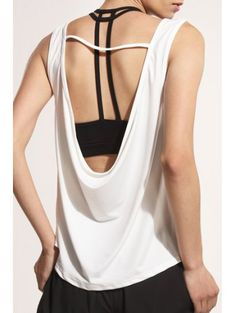 SHARE & Get it FREE | Back Strap Relaxed Tank TopFor Fashion Lovers only:80,000+ Items • New Arrivals Daily Join Zaful: Get YOUR $50 NOW!
