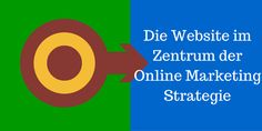 Die Website als Zentrum der Online Marketing Strategie