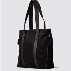 AllSaints ALL SAINTS Thorpe Tote Bag NUBUCK NICE!! NWT AllSaints Thorpe Tote Bag Height: 14.5in, Width: 17in, Depth: 4in, Handle drop: 11.5in. Zipped gusset, zipped top, padded laptop sleeve, zipped slip pocket, branded hardware with oxidised black finish. 100% nubuck leather, lining: 100% cotton. All Saints Bags Totes