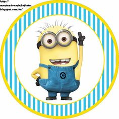 Despicable Me Free Printable Candy Bar Labels. Despicable Me Party, Minions Despicable Me, My Minion, Minion Theme, Minion Birthday, 2nd Birthday, My Themes, Party Themes, Minion Stickers