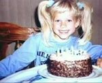 Avril Lavigne - celebrities as kids