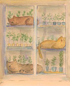 Рассада (The Plants)