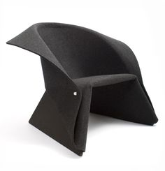 COAT - FÄRG BLANCHE...REALLY INTERESTING CONCEPT FOR A CHAIR1