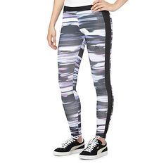 $24 Blurred Leggings - US