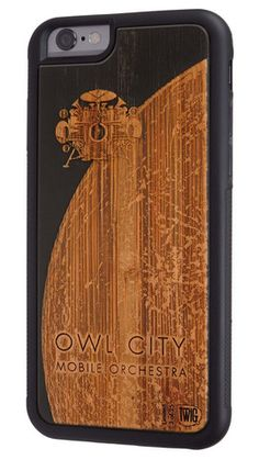 Owl City Mobile Orchestra Limited Edition iPhone Case – Twig Case Co.