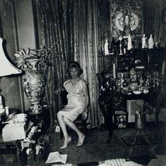 Diane Arbus, A Widow in her Bedroom, 1963