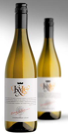 Kale wines by the Labelmaker http://www.epixs.eu #taninotanino