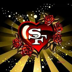 I heart the Niners Niners Girl, Sf Niners, Forty Niners, Nfl 49ers, 49ers Fans, Nfl Patriots, 49ers Pictures, Patrick Willis, Yeti Decals