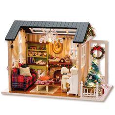 Maison de poupées miniatures-Ladybird Books