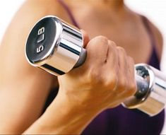 Weight training builds muscle and burns fat..good for bone growth, too