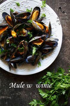 Kulinarne przygody Gatity: Mule w winie, mejillones a la marinera