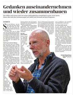 PhiloCafé - gemeinsam philosophieren. Wortreich Buchhandlung und Antiquariat  Südostschweiz, Glarus, 7. November 2015 - Seite 5
