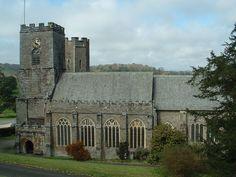 St Germans Church 1 - Cornwall