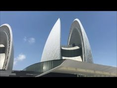 (22) Zhuhai Grand Theater & Opera House, China Walkabout - YouTube Flood In China, Flooded House, Zhuhai, Dji Osmo, Walkabout, French Artists, Surfboard, Opera House, Theater
