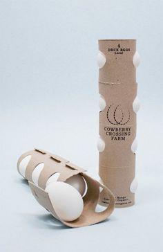 Eggs Packaging: Si tienes huevos, vende con estilo
