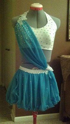 LaLa Tutus! Custom designed dance costumes