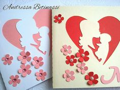 Free studio cut file Mother's Day card