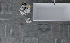 "Sandstone Smoke 24""x24"" porcelain Tile Projects, Porcelain Tile, Floor Mats, Tiles, Smoke, Ceramics, Room Tiles, Ceramica, Pottery"
