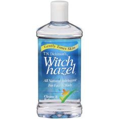 $3.64 - T.N. Dickinson's Face & Body Witch Hazel Astringent, 16 fl oz