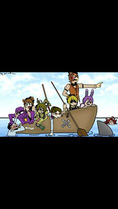a literal ship. see what I did there? Fnaf 1, Anime Fnaf, Pole Bear, Fnaf Night Guards, Draw The Squad, Fnaf Sister Location, Fnaf Characters, Fnaf Drawings, Indie Games