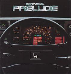 Scan of original Honda Prelude UK Brochure 1982 Honda Prelude, Car Ui, Car Brochure, Import Cars, Retro Futuristic, Car Posters, Old Ads, Japanese Cars, Mk1