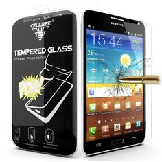 Galaxy Note 4 Screen Protector, [Shielding Gladiator] Tempered Glass 0.3m Thickness 2.5D Curved Edge