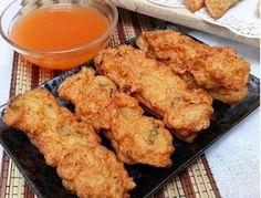Cakwe Isi Ayam Udang