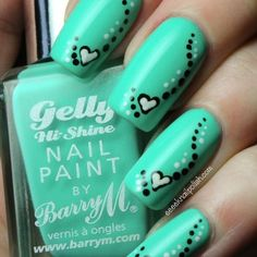 15 Spring Nail Art Ideas - want to learn everything you need to know to be a professional nail artist, visit bit.ly/1prqQuK now