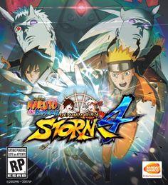 Naruto Shippuden: Ultimate Ninja Storm 4 - PlayStation Xbox One Latest Video Games, Video Games Xbox, Xbox One Games, Ps4 Games, Games Consoles, Game Ps4, Naruto Shippuden, Boruto, Madara Uchiha