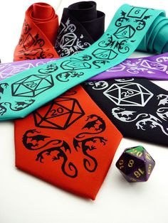 Dear Dungeon Master, wear this tie while crushing players