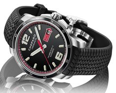 Master Horologer: Chopard Mille Miglia GTS Collection - Automatic, Power Control and Chrono Watch Companies, Watch Brands, Dream Watches, Luxury Watches, Latest Watches, Watches For Men, Men's Watches, Fleurier, Hand Watch