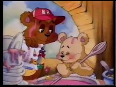 1992 Berry Bears Commercial