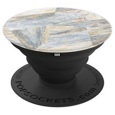 Amazon Com Purple Marble Popsockets Grip And Stand For