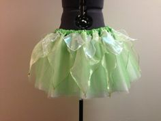 Adult/Teen/Girls Tinkerbell inspired tutu, lime green and white, fairytale Disneyland Halloween, Holidays Halloween, Happy Halloween, Halloween Costumes For Teens, Short Girls, Tinkerbell, Fairytale, Lime, Dress Up