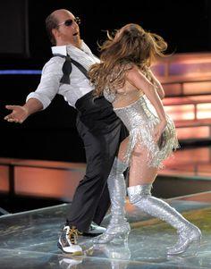 Tom Cruise and Jennifer Lopez